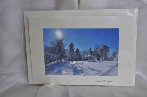 Winterlandschaft Pfannenstil 4