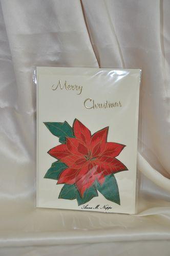 Gebastelte Weihnachtskarten.Selbst Gebastelte Weihnachtskarten Anna Und Ihre Kreationen