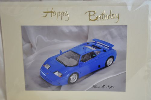 Happy Birthday  Lamborghini